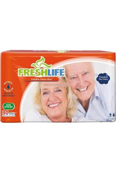 Freshlife Xl 30 Lu Paket Tekstil Yüzey - Hasta Bezi - Belbantlı