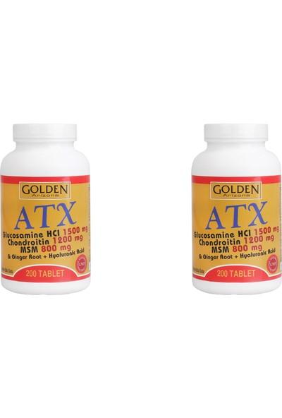 Golden Arizona Atx Glucosamine Chondroitin Msm 2 Kutu 400 Tablet