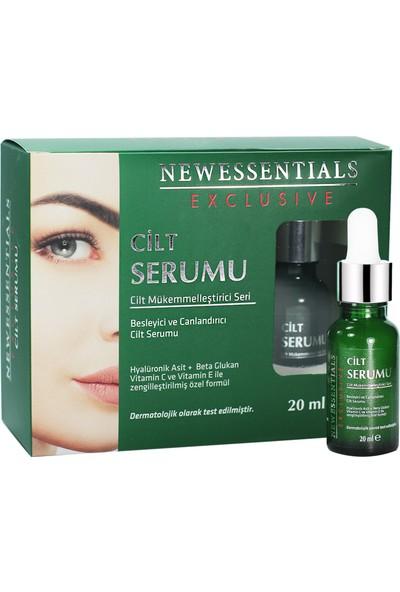New Essentials Besleyici Ve Canlandırıcı Cilt Bakım Serumu 20 ml