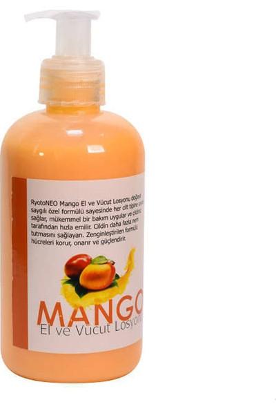 Ryotoneo Mango El Ve Vücut Losyonu 250 ml