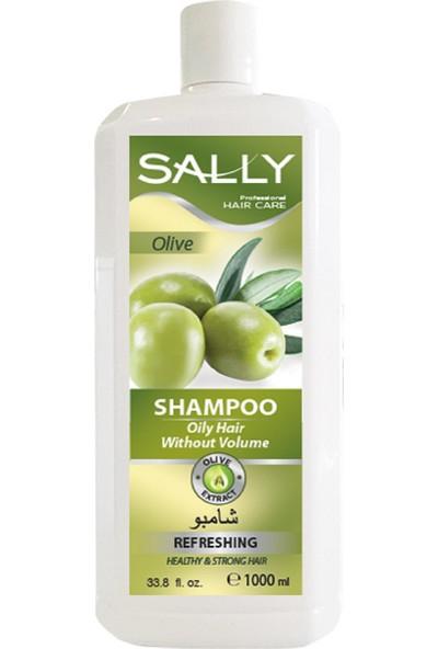 Sally Saç Şampuanı Olive (Zeytin Yağı) 1000 ml