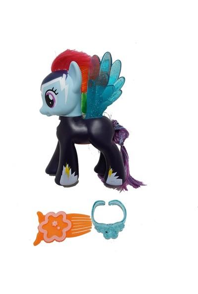 Kayyum Oyuncak Super Horse Ponny Büyük Figür Sesli Işıklı