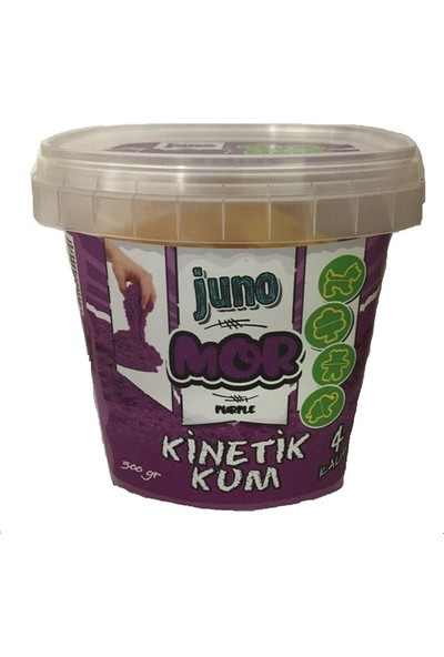 Juno Jun Kinetik Kum 500 gr