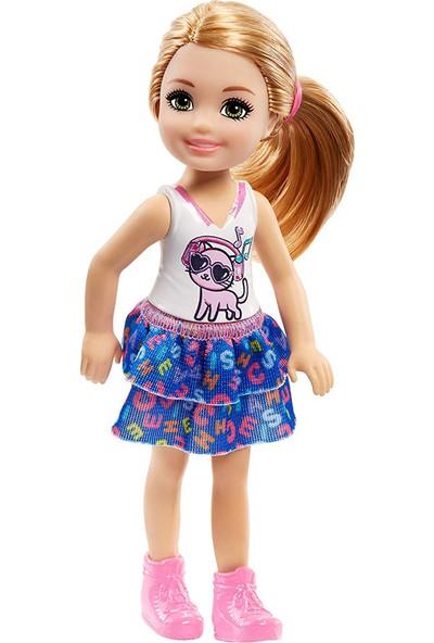 Barbie Chelsea Bebekler DWJ33-FRL82