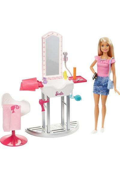 Barbie Bebek Ve Oda Setleri DVX51-FJB36