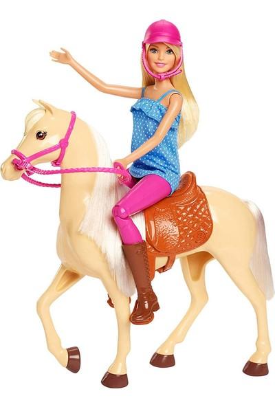 Barbie Ve Güzel Atı Oyun Seti FXH13
