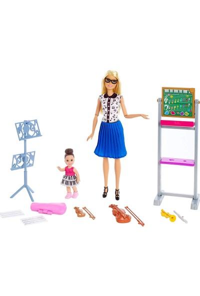 Barbie Ben Büyüyünce Oyun Seti DHB63-FXP18