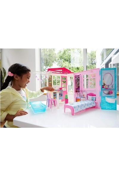 Barbie Barbie'nin Taşınabilir Portatif Evi FXG54