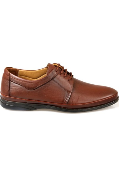 Tardelli 3424 Erkek Ortapedik Günlük Deri Ayakkabı