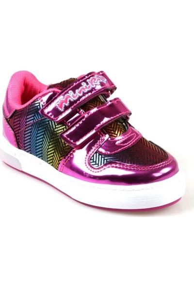 Minirap Kız Çocuk Günlük Spor Ayakkabı