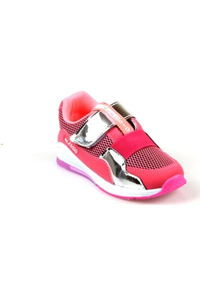 Alessio Kız Çocuk Işıklı Günlük Spor Ayakkabı