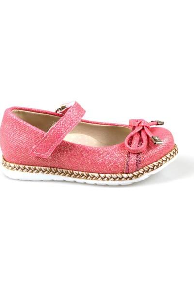 Pingu Kız Çocuk Ortapedik Pembe Günlük Ayakkabı