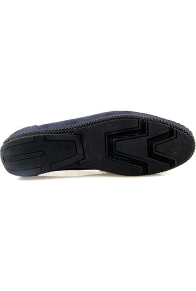 Fabiano Erkek Rahat Lacivert Günlük Ayakkabı