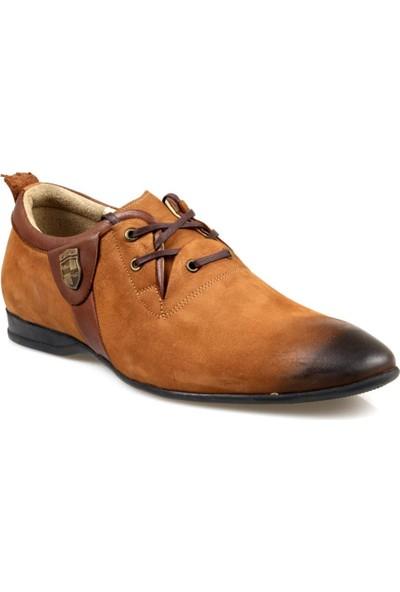Tardelli Erkek Nubuk Deri Ayakkabı
