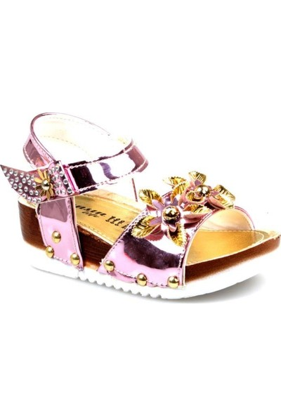 Cansun Life Kız Çocuk Bebe Ortapedik Günlük Sandalet