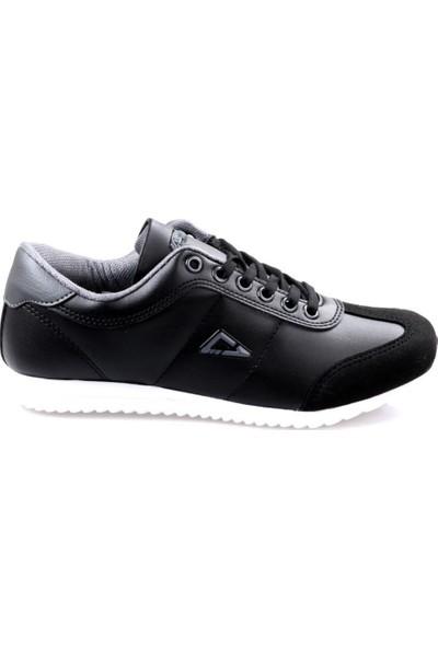 Protracker Erkek Çocuk Siyah Spor Ayakkabı