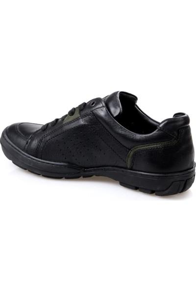 Greyder 00677 Howercraft Siyah Günlük Erkek Ayakkabı