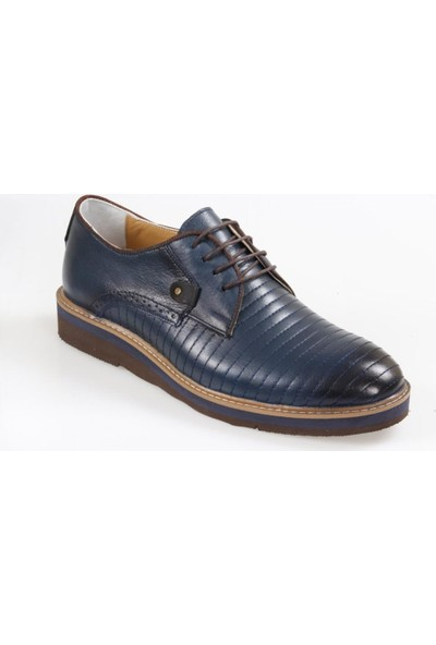 Tardelli Erkek Deri Oxford Günlük Ayakkabı