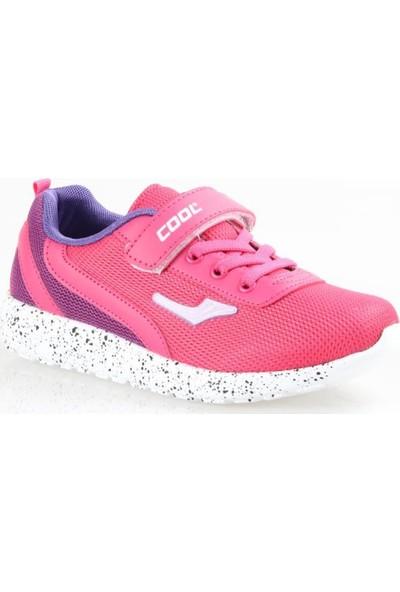 Cool Kız Çocuk Mor Günlük Spor Ayakkabı