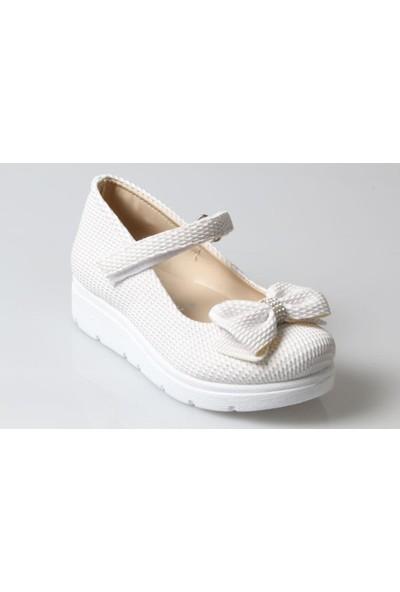 Happybox Kız Çocuk Dolgu Taban Ayakkabı