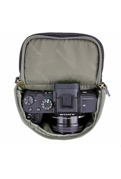 Vanguard Veo Travel 9H Bl Kompakt Kamera Çantası