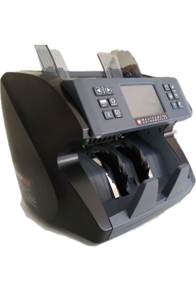 Huntertec Cdm 2400 S 13 Ülke Pro Karışık Para Sayma Makinesi