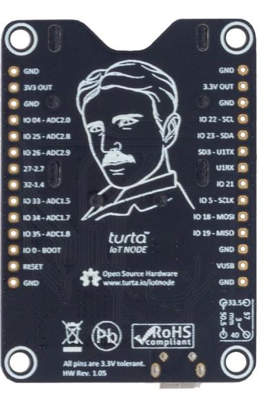 Turta Iot Node - Esp32