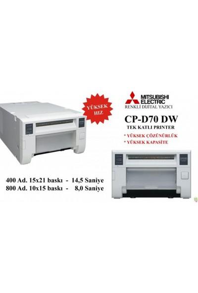 Mitsubishi Ck-D768 15×20 Termal Kağıt ( Cp-D70Dw İçin )