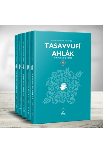 Tasavvufi Ahlak 5 Cilt