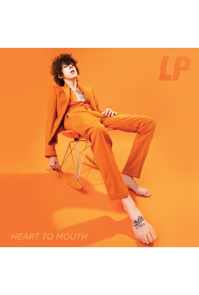 Lp - Heart To Mouth - Plak
