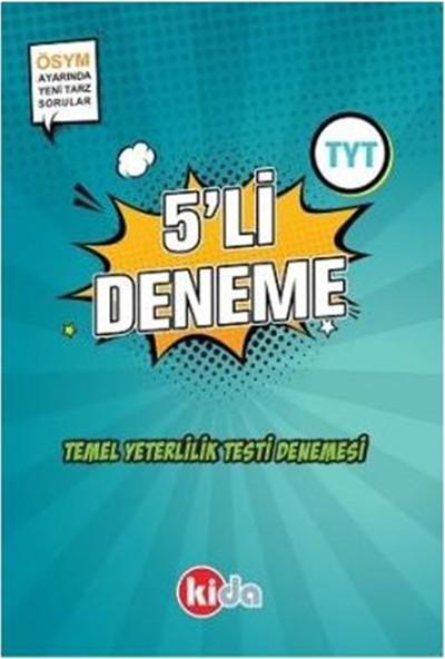 Kida Tyt 5 Li Deneme