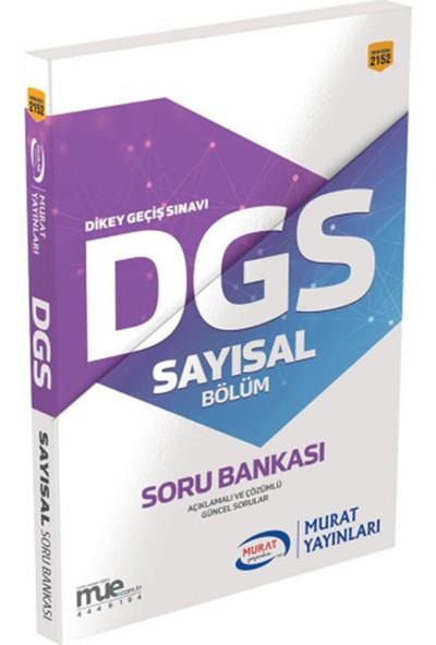 Murat Yayınları Dgs Sayısal Bölüm Soru Bankası