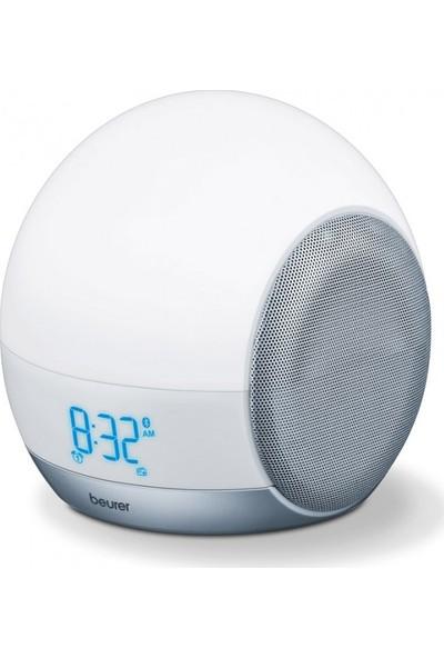 Beurer Wl 90 Dijital Led Işıklı Çalar Saat Uyandırma Lambası Radyolu Ve Bluetooth