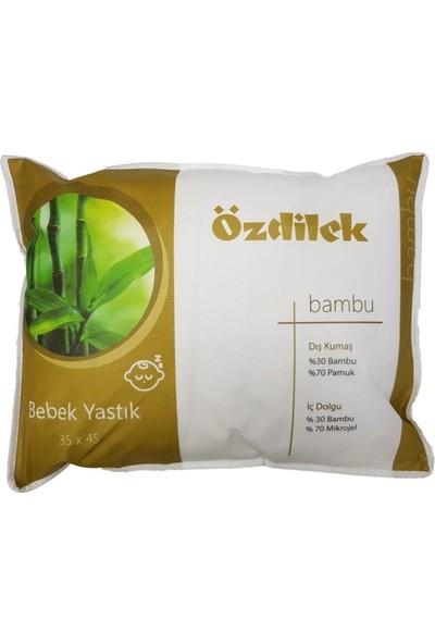 Özdilek Bebek Yastık Bambu
