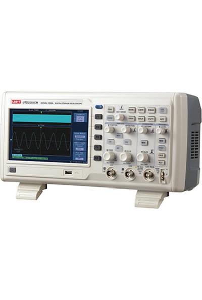 Unit Utd 2202Ce Dijital Osiloskop
