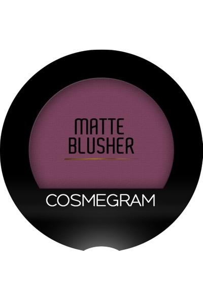 Cosmegram Mat Allık No 203