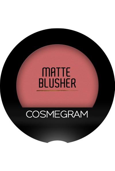 Cosmegram Mat Allık No 204