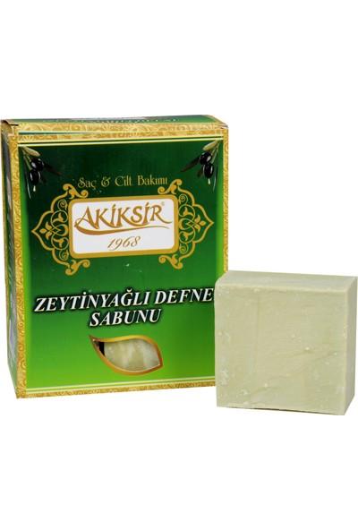 Akiksir Zeytin Yağlı Defne Sabunu 900 Gr 6 lı Ekonomik Paket