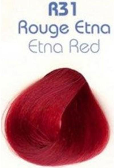 Clinerience Doğal Saç Boyası R 31 - Etna Kırmızısı Rengi