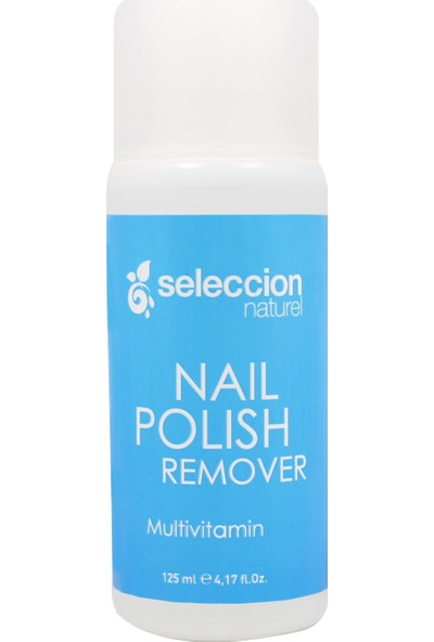Seleccion Naturel Aseton 125 ml Mavi