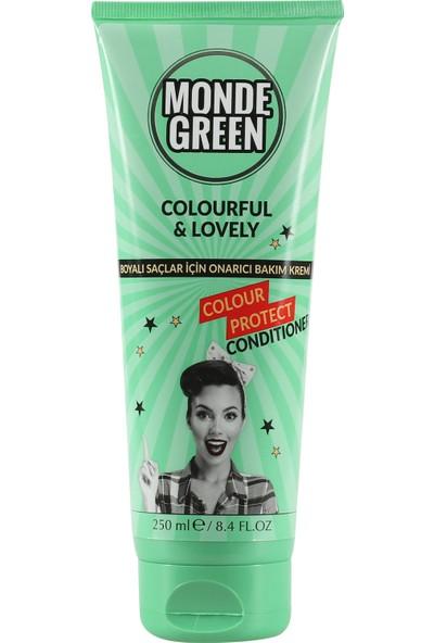 Monde green Renk Koruyucu Saç Kremi 250 ml