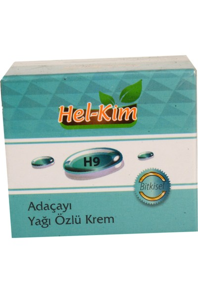 Hel Kim H9 Adaçayı Yağı Özlü Krem 30 gr