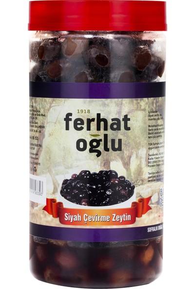 Ferhatoğlu Siyah Çevirme Zeytin 1 kg