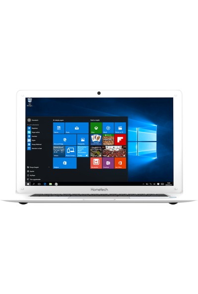"Hometech Alfa 100A Intel Atom Z8350 2GB 32GB eMMC Windows 10 Home 13.3"" FHD Taşınabilir Bilgisayar"