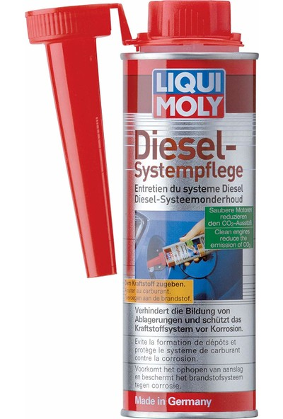 LIQUI MOLY Dizel Sistem Temizleyici Yakıt Katkısı 250 ml 5139