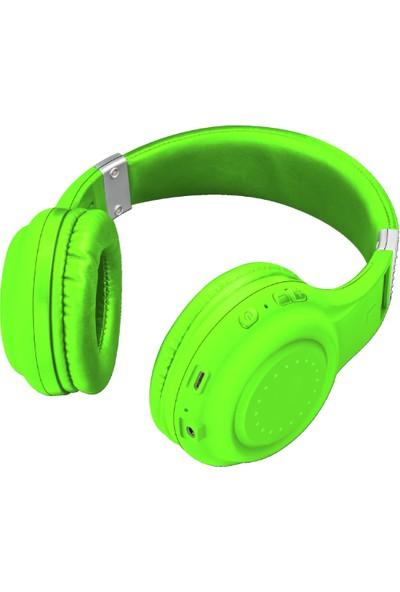 Trust 22762 Dura Kablosuz Bluetooth Kulaklık-Yeşil