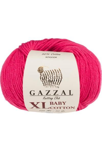 Gazzal Baby Cotton Xl 3415 Amigurumi İpi