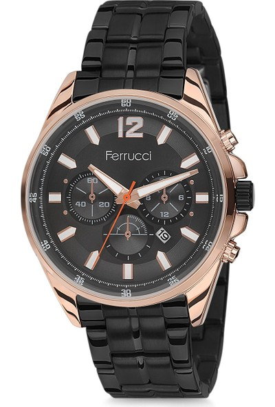 Ferrucci FC11999M.03 Erkek Kol Saati