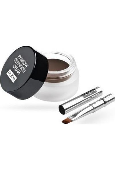 Pupa Milano Eyebrow Definition Cream 002