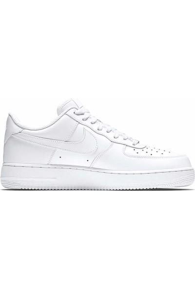 Nike Air Force 1 07 Erkek Spor Ayakkabı Beyaz
